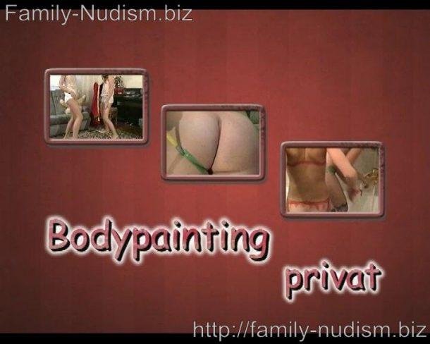 Bodypainting Privat – Naturistin.com