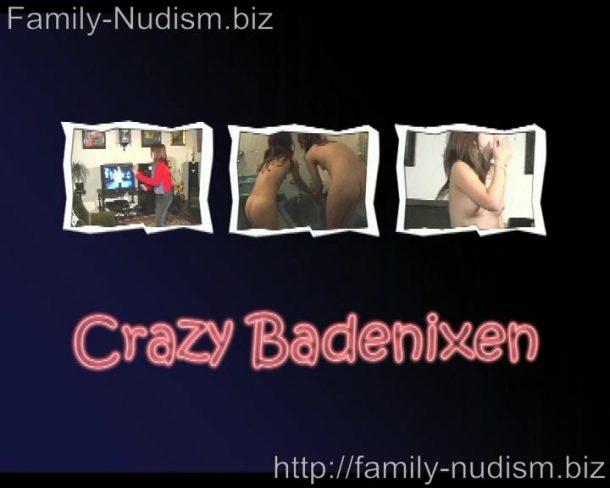 Crazy Badenixen - Naturistin.com