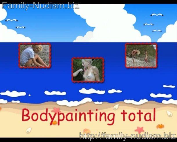 Naturistin.com - Bodypainting total