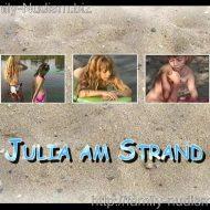 Naturistin.com – Julia am Strand