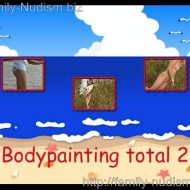 Bodypainting total 2.