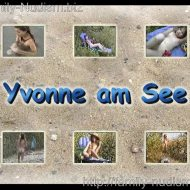 Yvonne am See Video from Naturistin.com studio