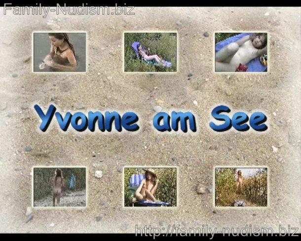 Yvonne am See - screenshot