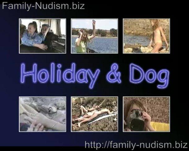 Holiday and Dog - screenshot