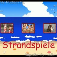 Strandspiele video