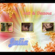 Julia Akt and Dessous – Naturistin Video