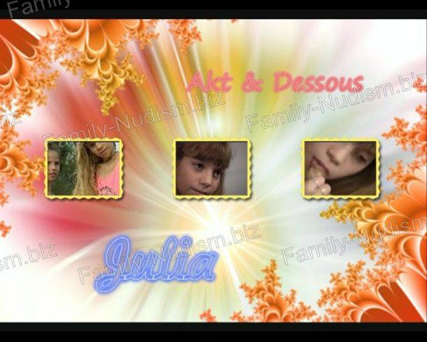 Julia Akt and Dessous - screenshot