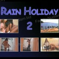 Rain Holiday 2 Video from Naturistin.com studio