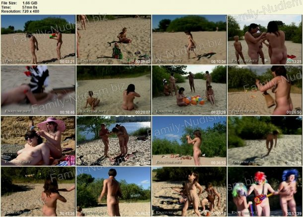 Enature.net - Naked Shoot Out - thumbnails 1