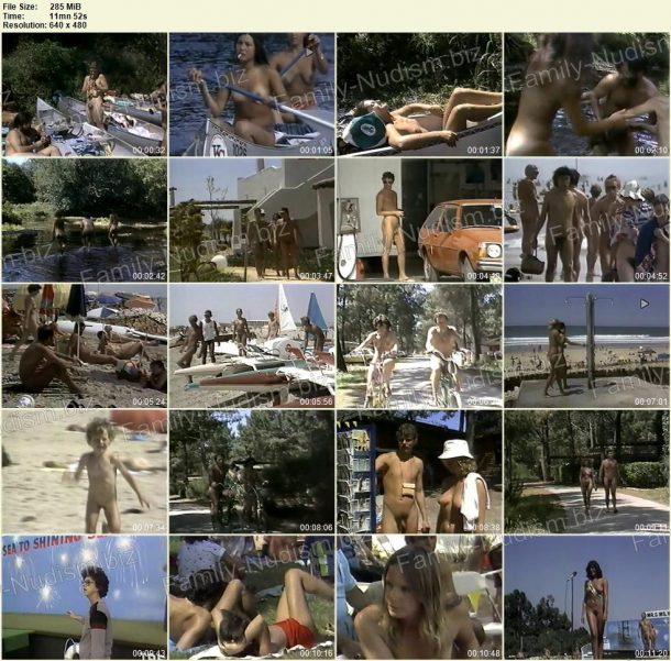 World of Skinny Dipping - Nudist Video - frames 1