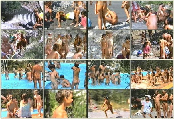 Summer Fun and Games - Nudist Video - film stills 1
