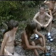 Roschelle In France 4 – Bonus Footage – Nudist Video