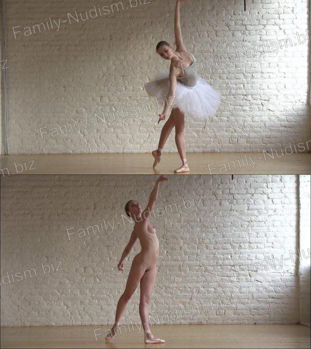 Cover Ballet Practice - Nudist Video