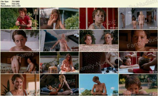 Film stills Naakt 2006 - Nudist Video 1