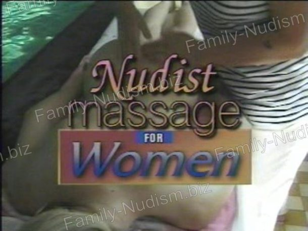 Cover of Helios Natura (HNC) - Nudist Massage for Women 2000