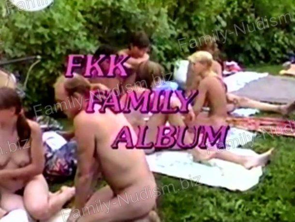 Eurovid - Fkk Family Album 1994 video still