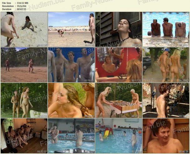 Snapshot of BartDude - Nudist Videos Collection