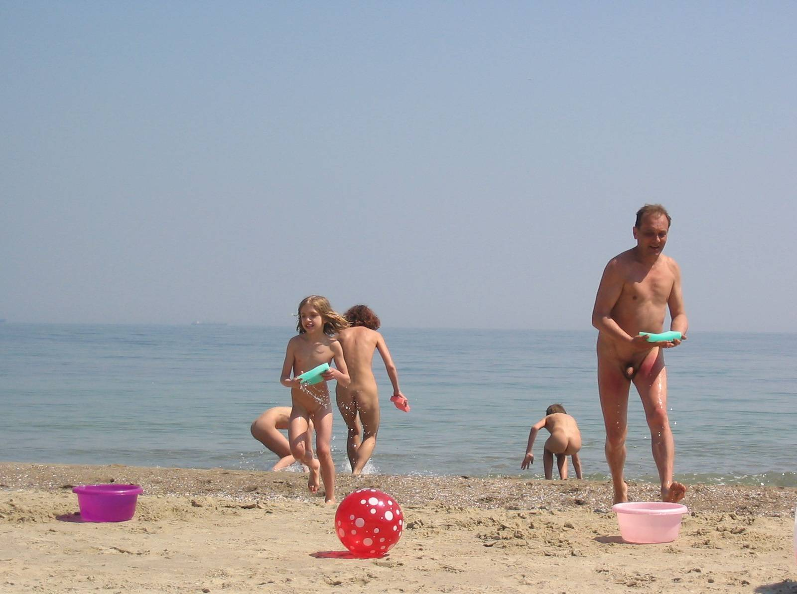 Naturist Beach Ball Profile - 2