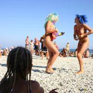 Naturist Beach Contests
