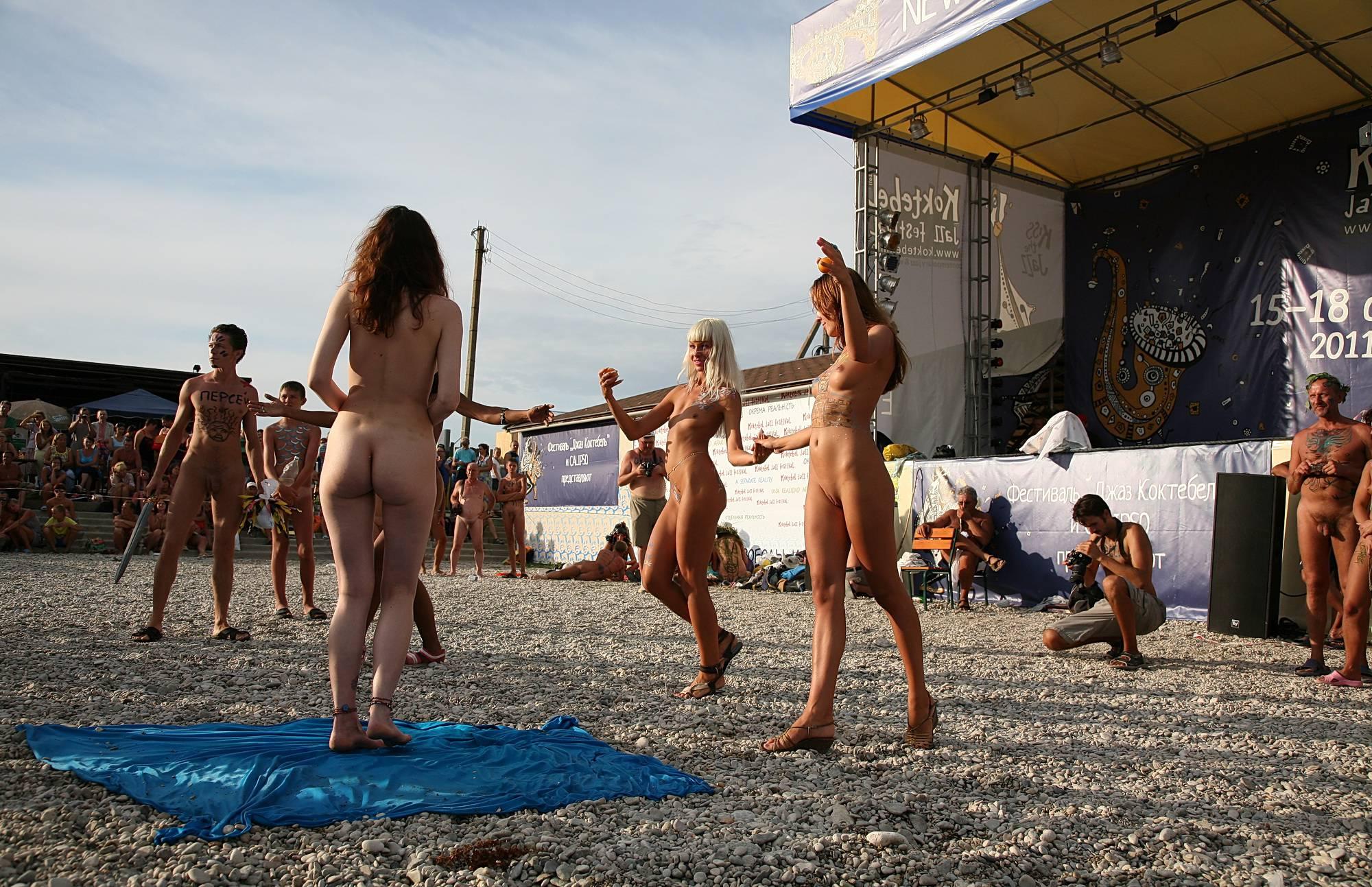 Nudist Gallery Naturist Beach Festival - 1