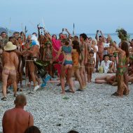 Naturist Party Mega Bash