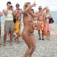 Neptune Blondes Dance