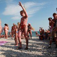 Pure nudism photos. Neptune Contestant Await