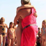 Neptune Couples Dancing