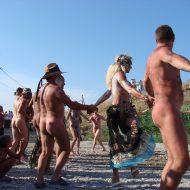 Neptune Day Dance Shot