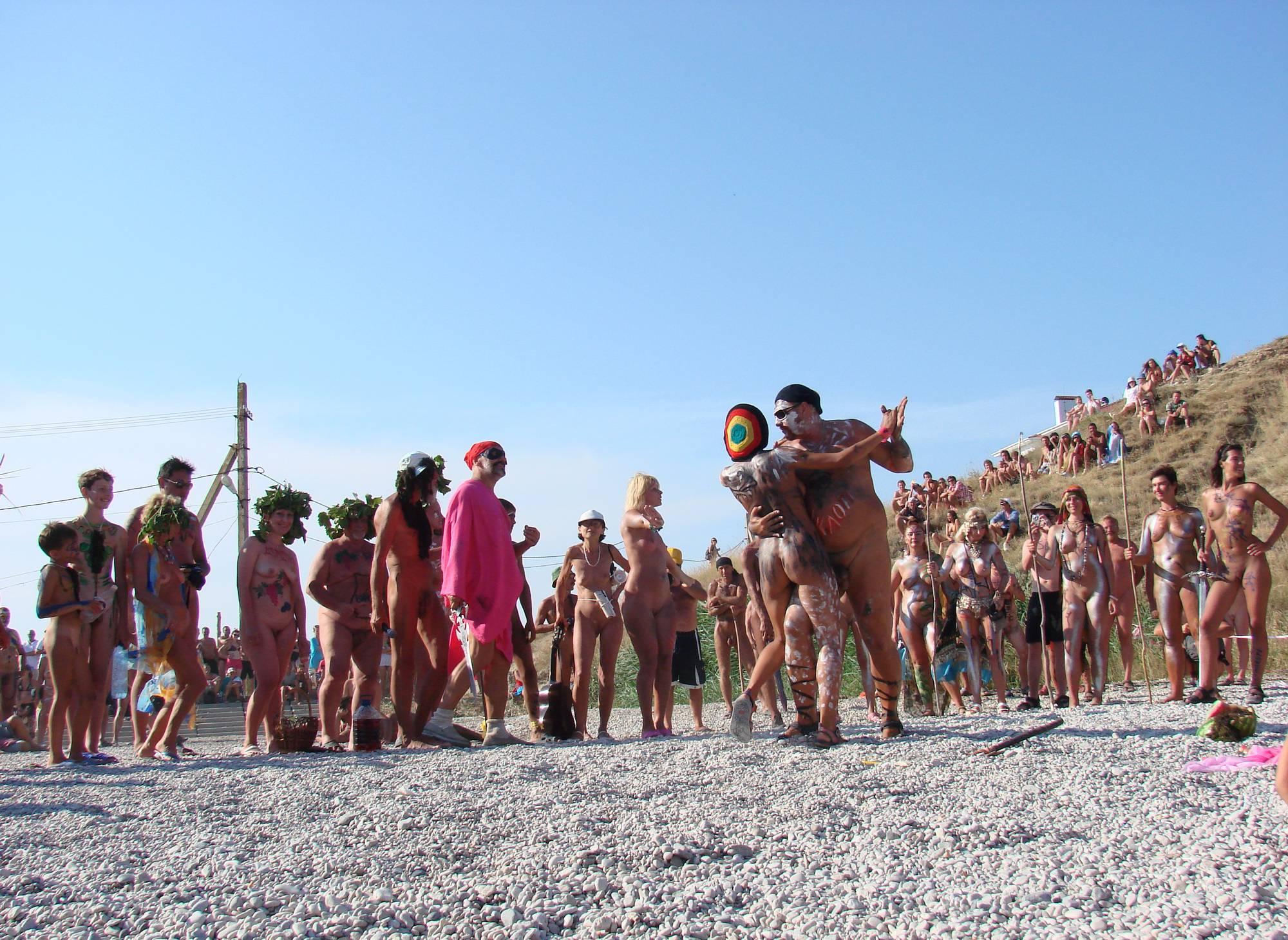 Neptune Day Dance Views - 1