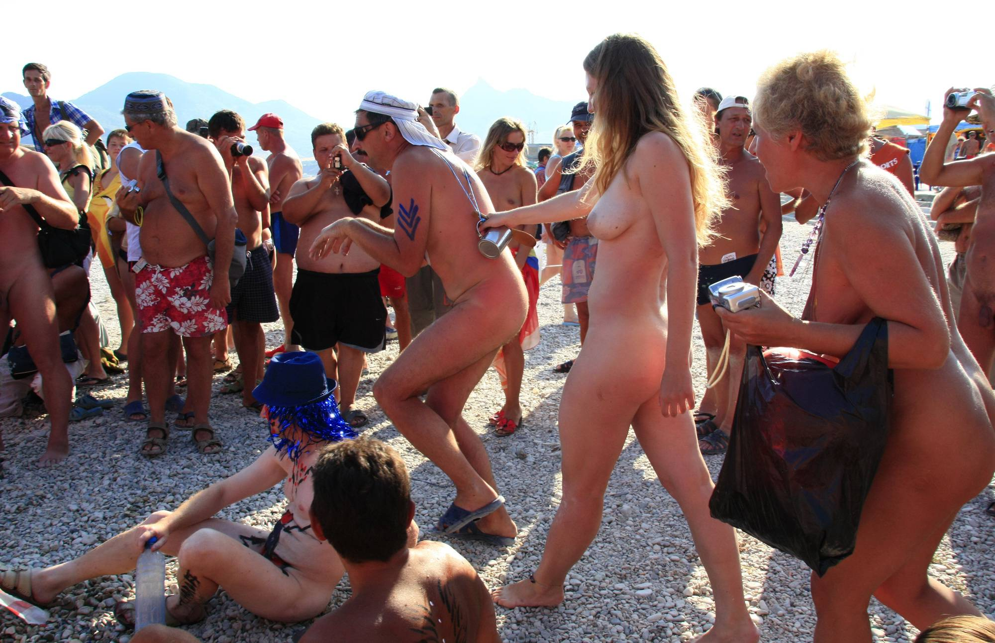 Nudist Gallery Neptune Wave of Crowds - 2