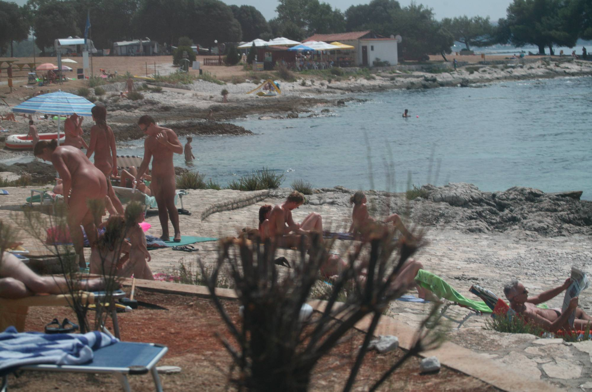 Nuda Beach Wide Outlook - 2
