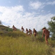 Nude Mountain Group Hike