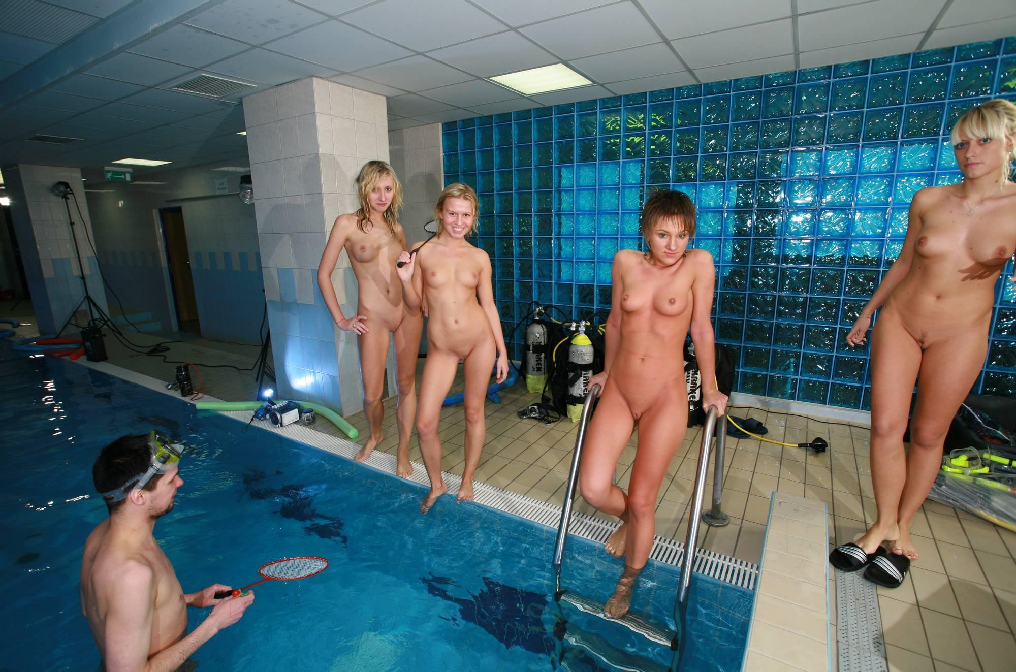 Scuba Gym Pool Play - 2