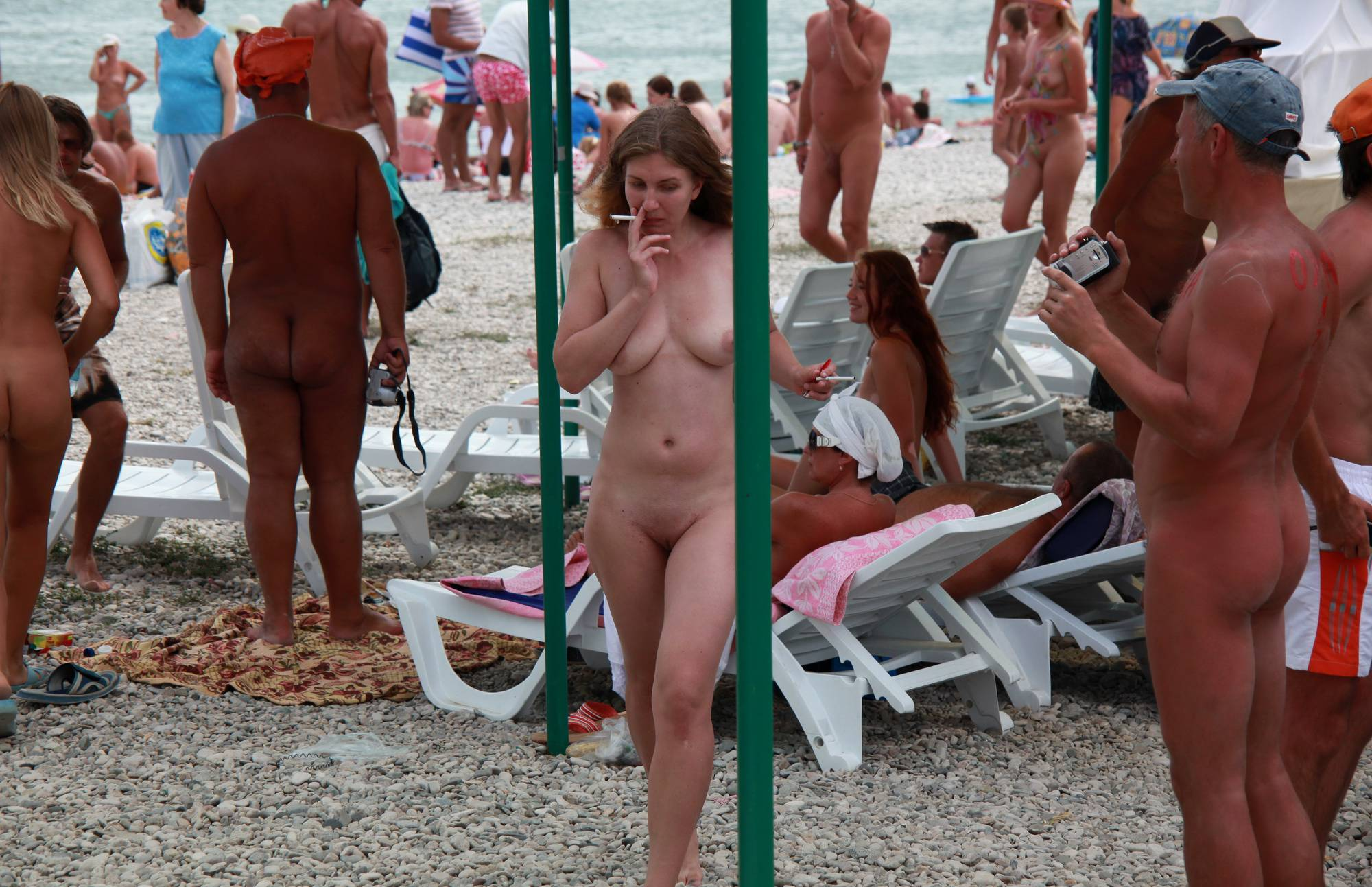 Nudist Pics Nudist Girl Walk Following - 2