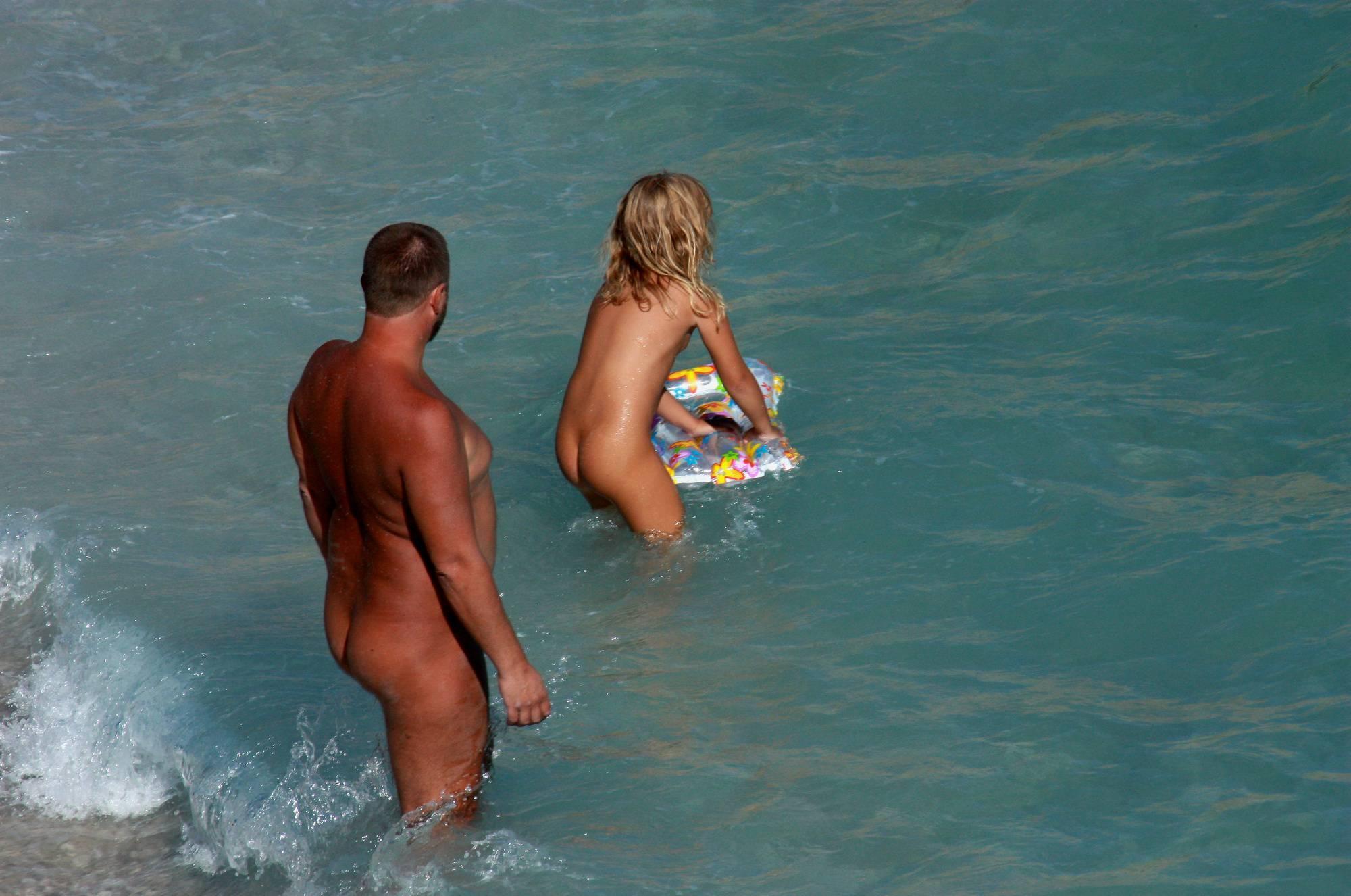 Nudist Photos Nudist Kid Family Floaters - 2