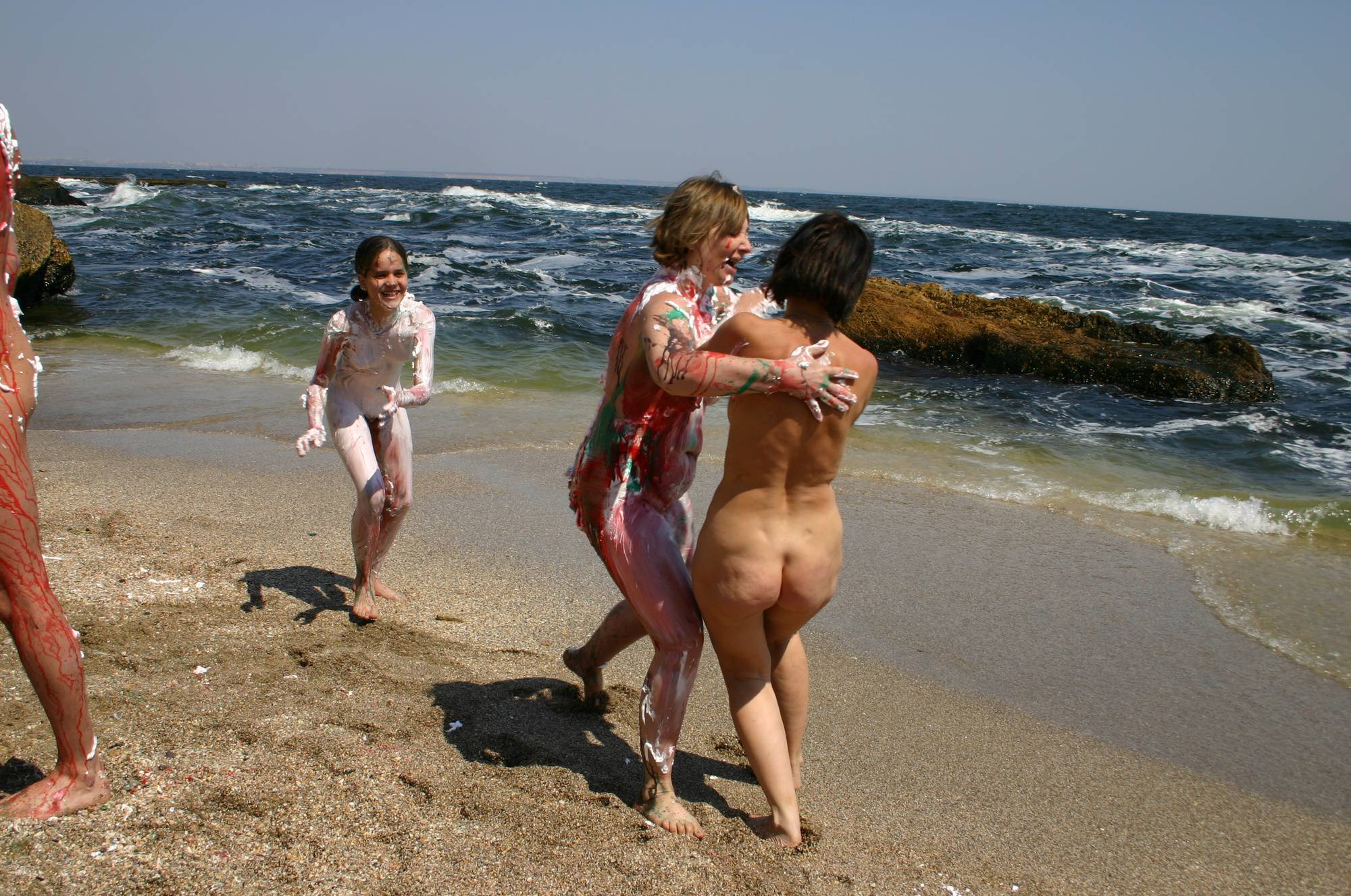 Nudist Pictures Colors of Our Celebration - 1