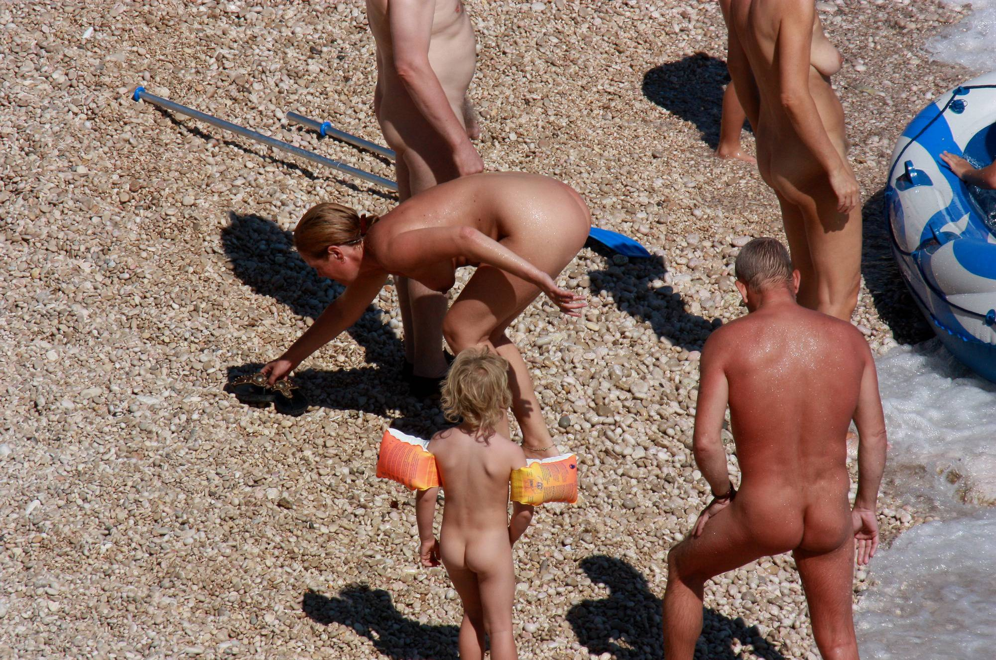 Naturist Blue Boat Waters - 1