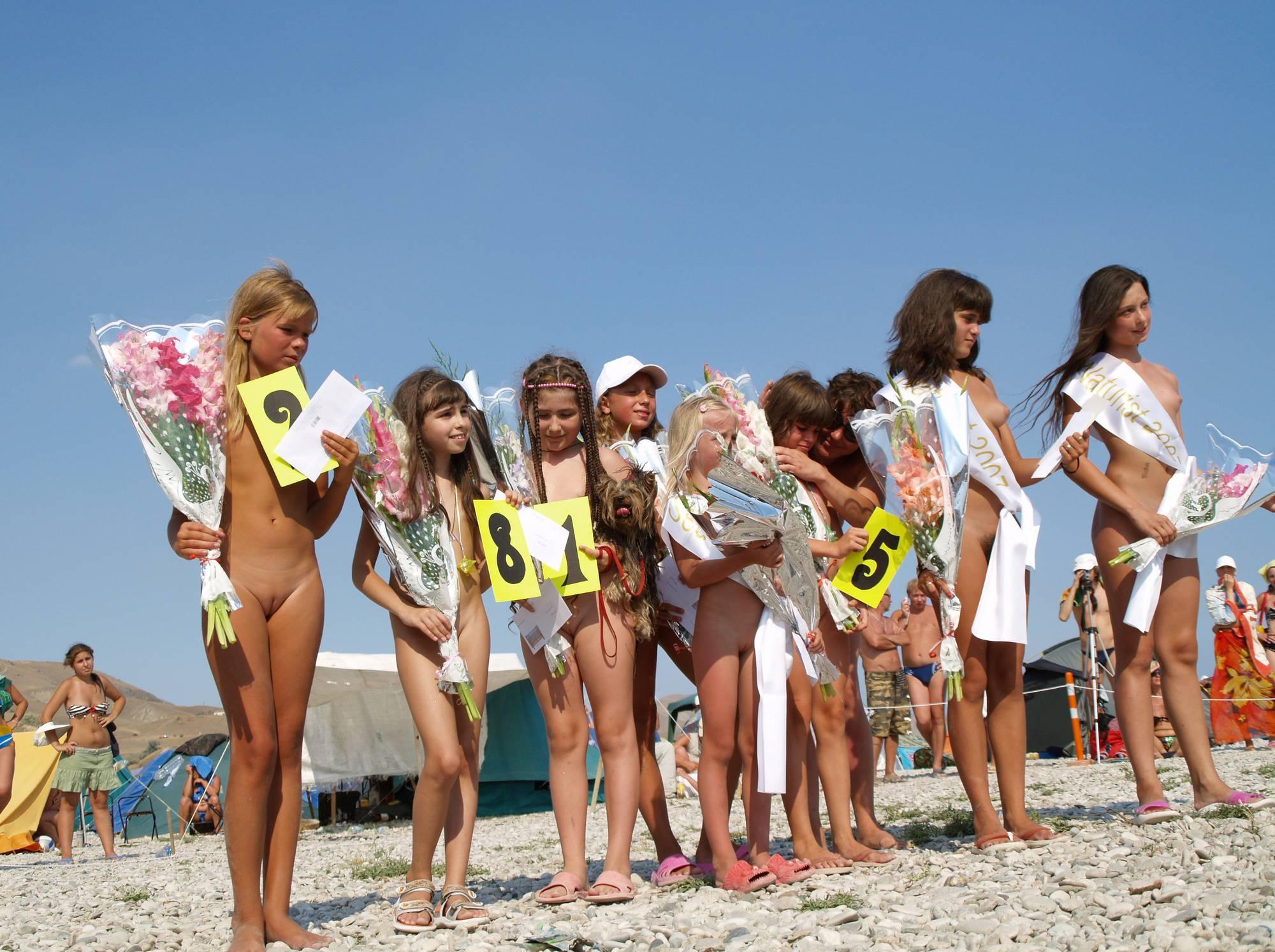 Nudist Pics Nude Jr Kids Pageant - 2