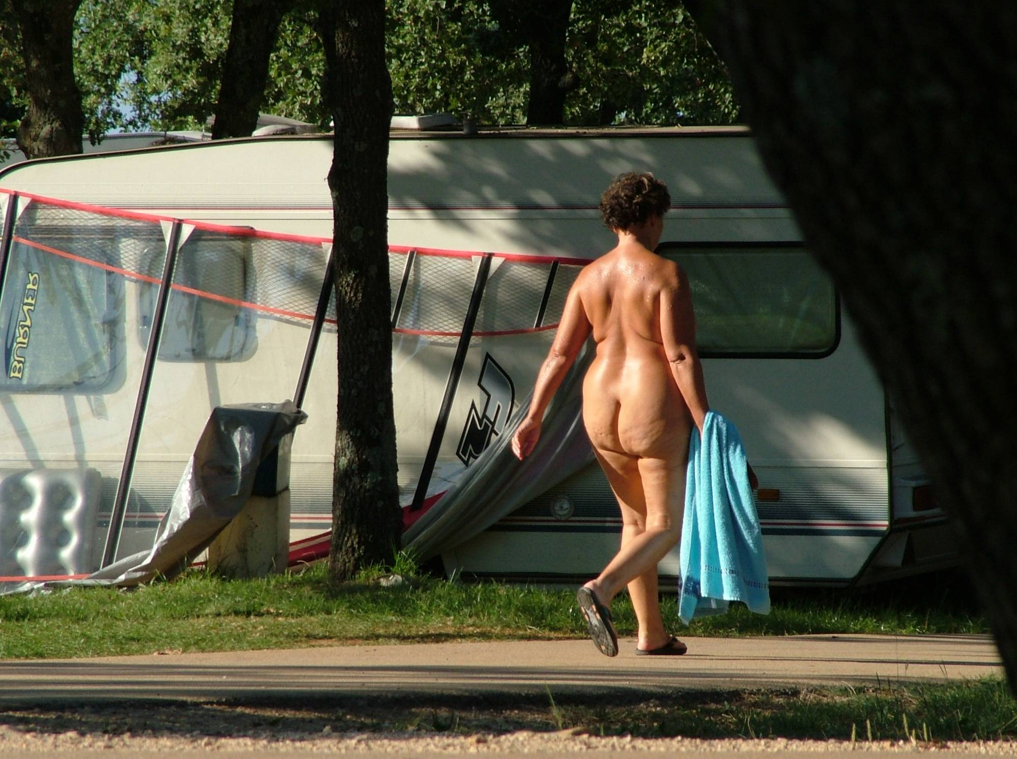 Nudist Pics Sunny FKK Camp Sites - 2