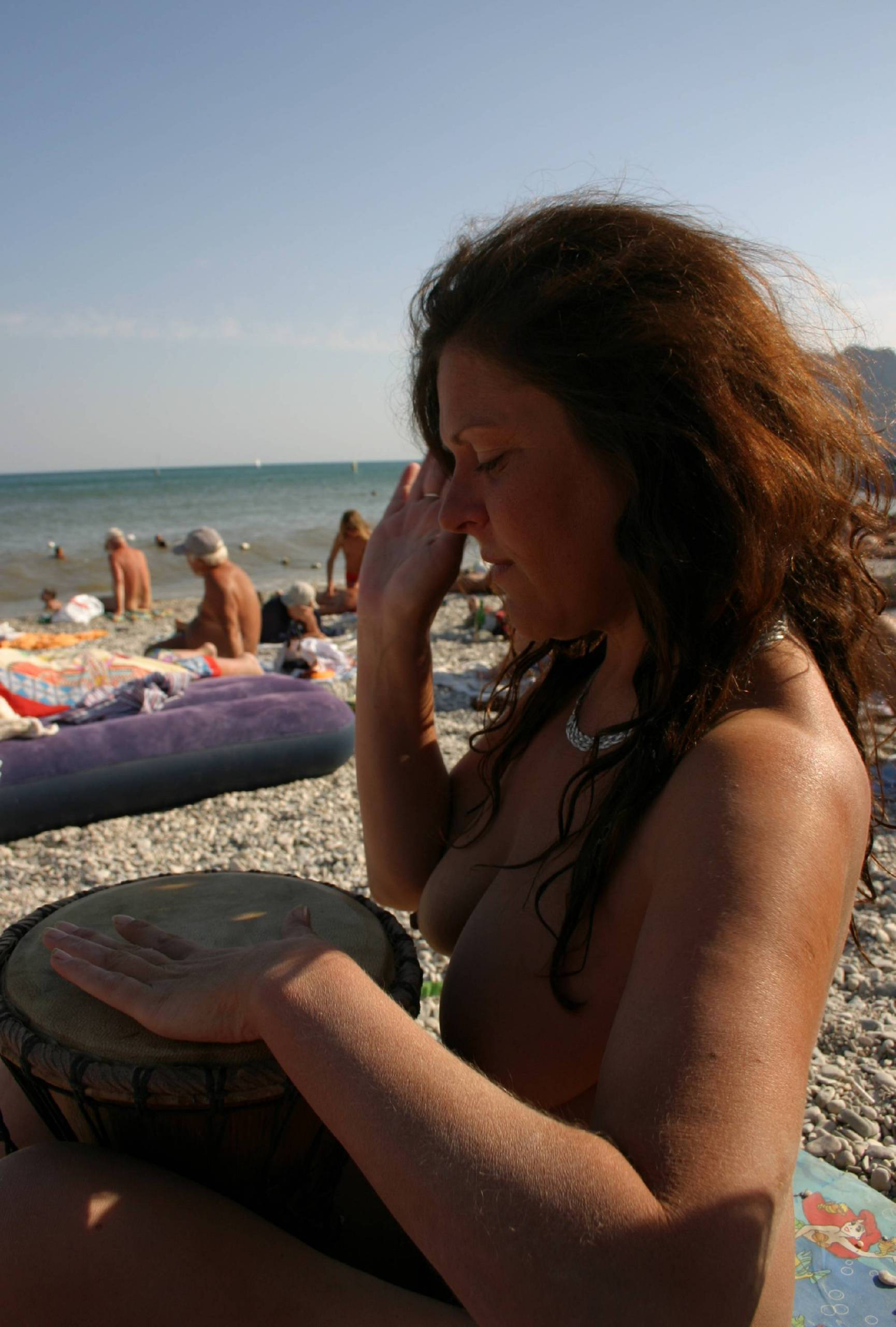 Nudist Pictures Beach and Night Profiles - 2