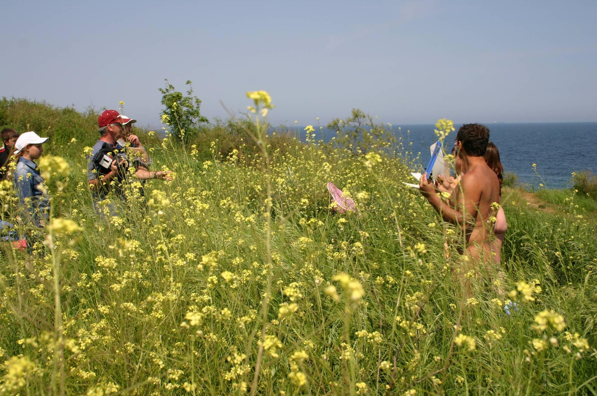 Nudist Pics Colored Naturist Letters - 1