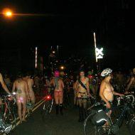 World Naked Bike Ride (WNBR) 2010