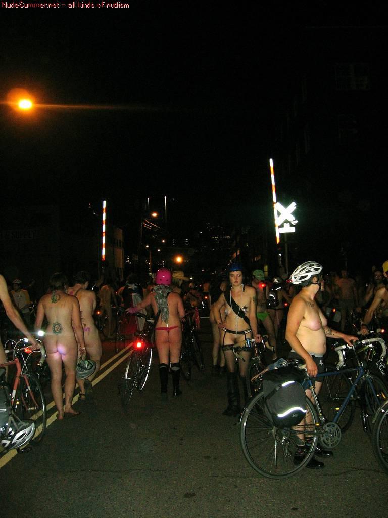 Nudist Gallery World Naked Bike Ride (WNBR) 2010 - 1
