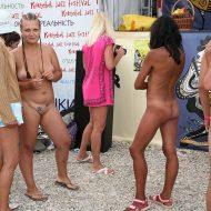 Outdoor Beach Party