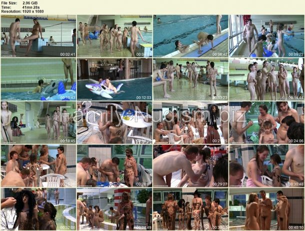 Naturist Pool and Games - screenshots list