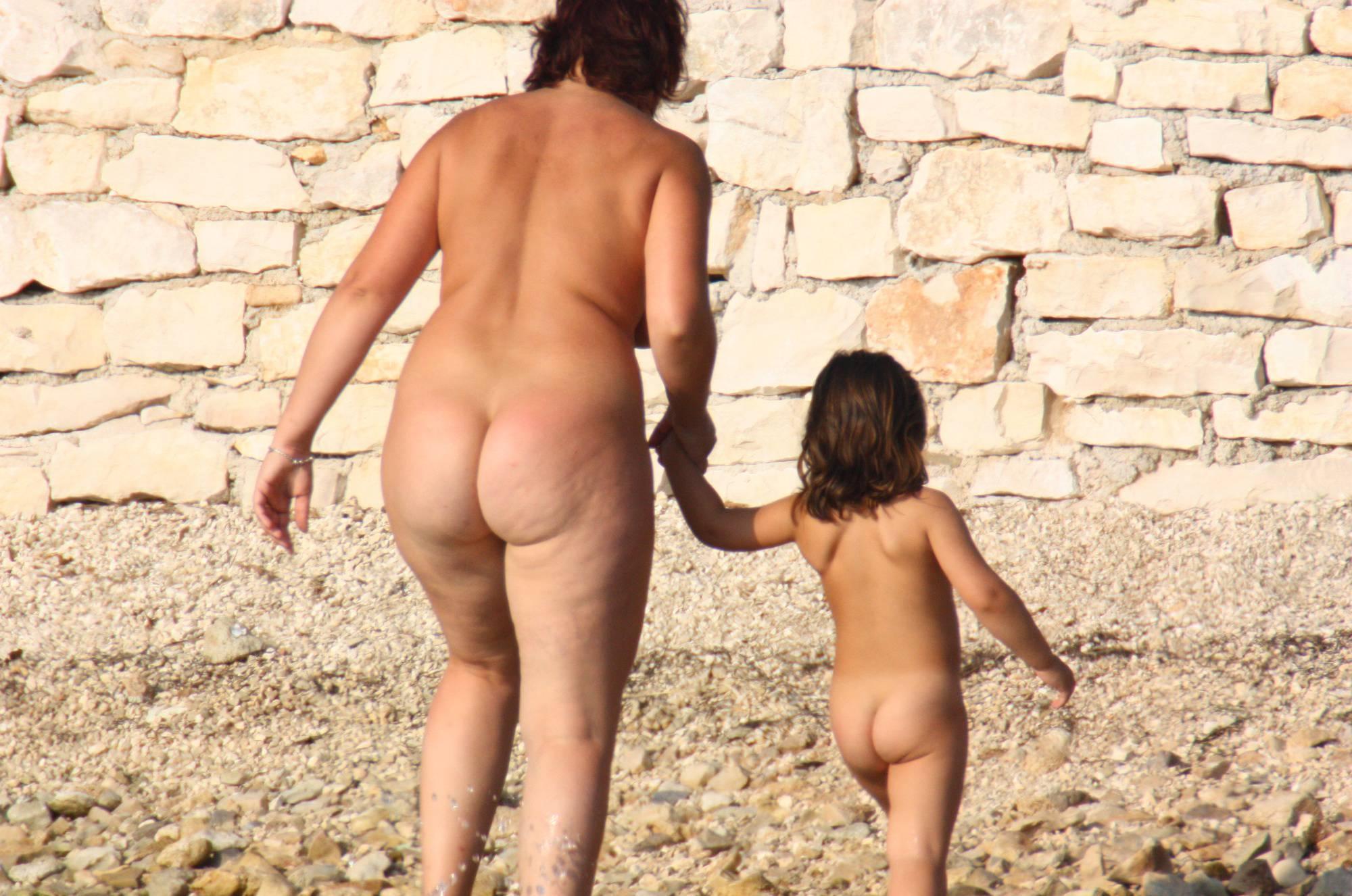 Parental Naturist Intimacy - 2