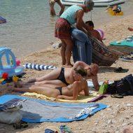 Baska Nudist Beach Tour