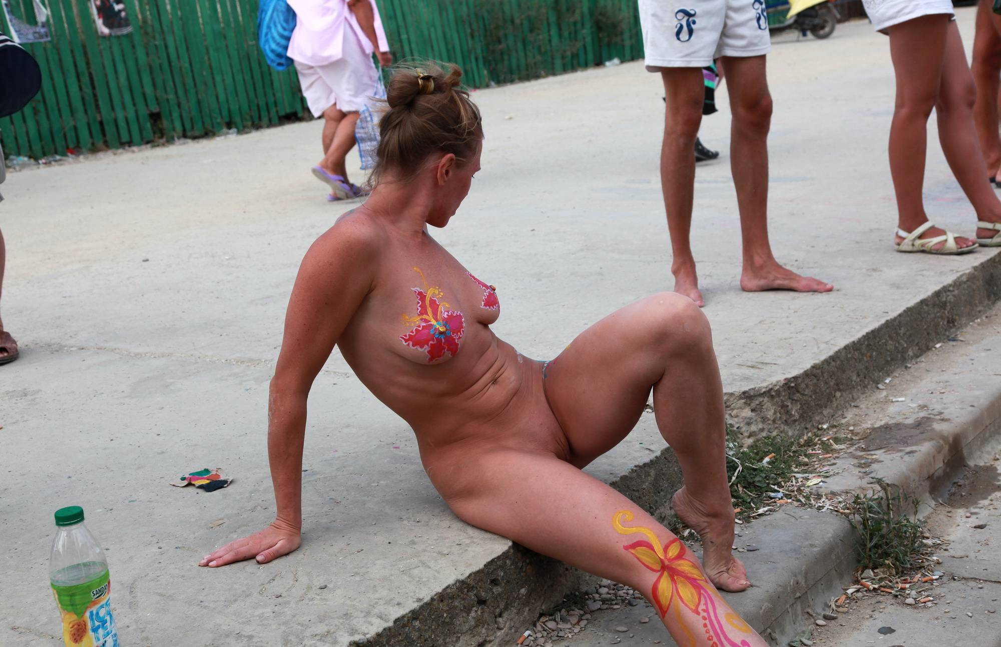 Pure Nudism Gallery Neptune Step Relaxations - 2