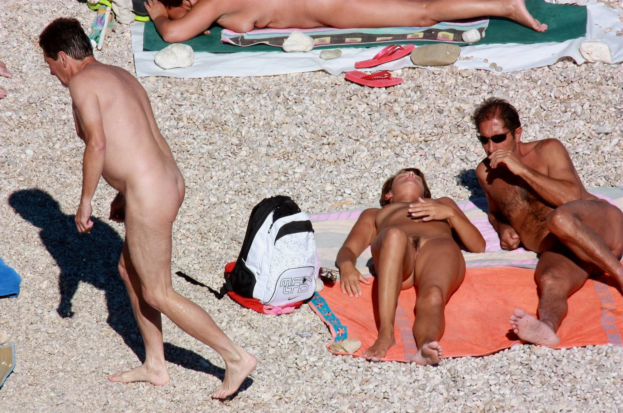 Pure Nudism Nudist Tanning Series One - 1